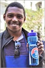 Philly Water ambassador