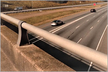 Asheville highway overpass