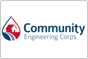 Community Engineering Corps logo