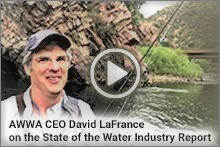 David LaFrance on the State of the Water Industry Report
