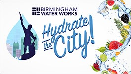 Birmingham Water Works Hydrate the City