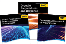 New AWWA manuals
