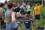 Pedaling popular with Pennsylvania young professionals