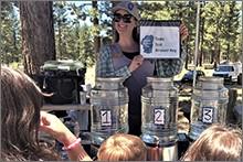 Tahoe Water Suppliers Association taste test