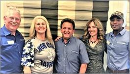 CA-NV Sections 2018 leadership team