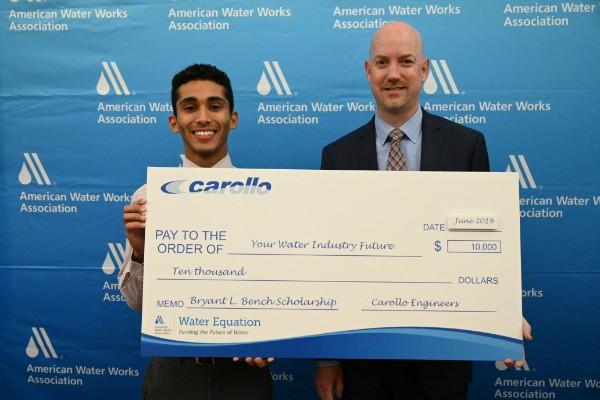 AWWA Scholarships | American Water Works Association