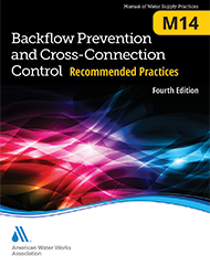 Backflow prevention and cross-connection control: recommended.