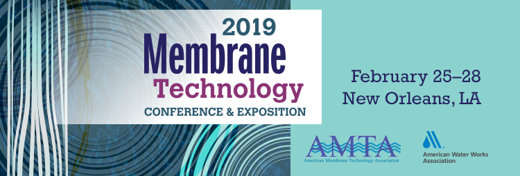 QUA will be attending the 2019 Membrane Technology Conference and Exposition
