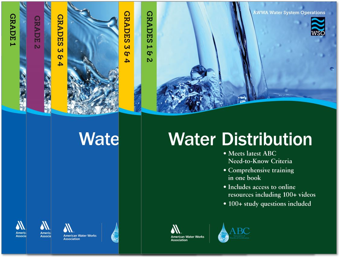 Water System Operations | American Water Works Association